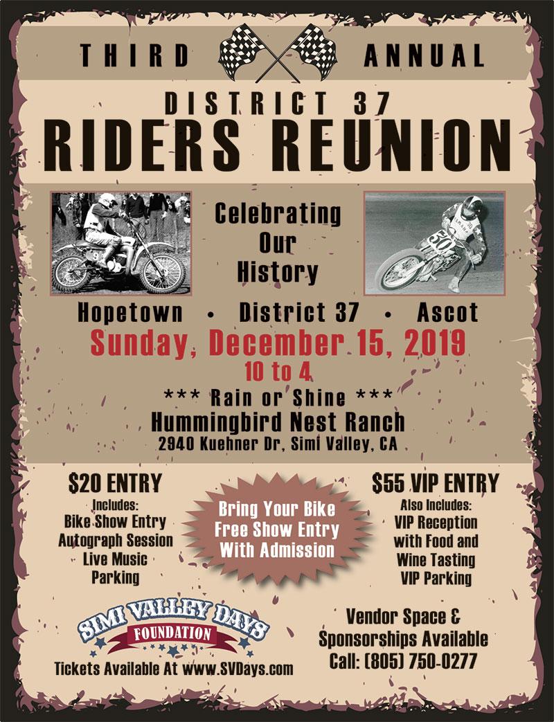 Riders Reunion